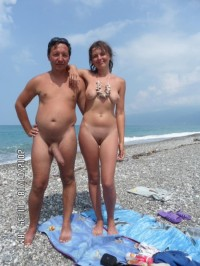 ru naturist girl and father