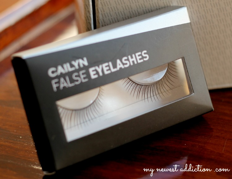 Cailyn False Eyelashes