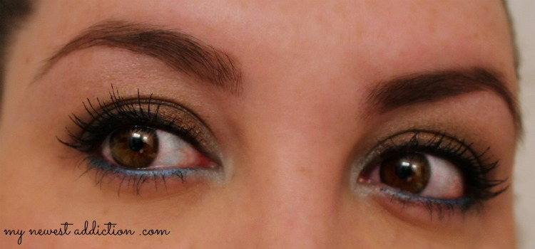 Laura Mercier Summer in St Tropez Eye look