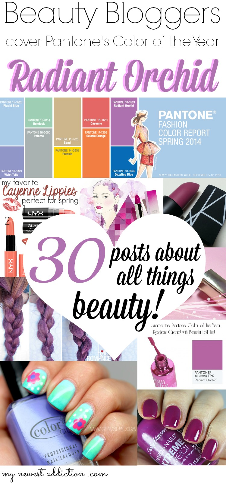 Pantone Color of the Year Bloggers