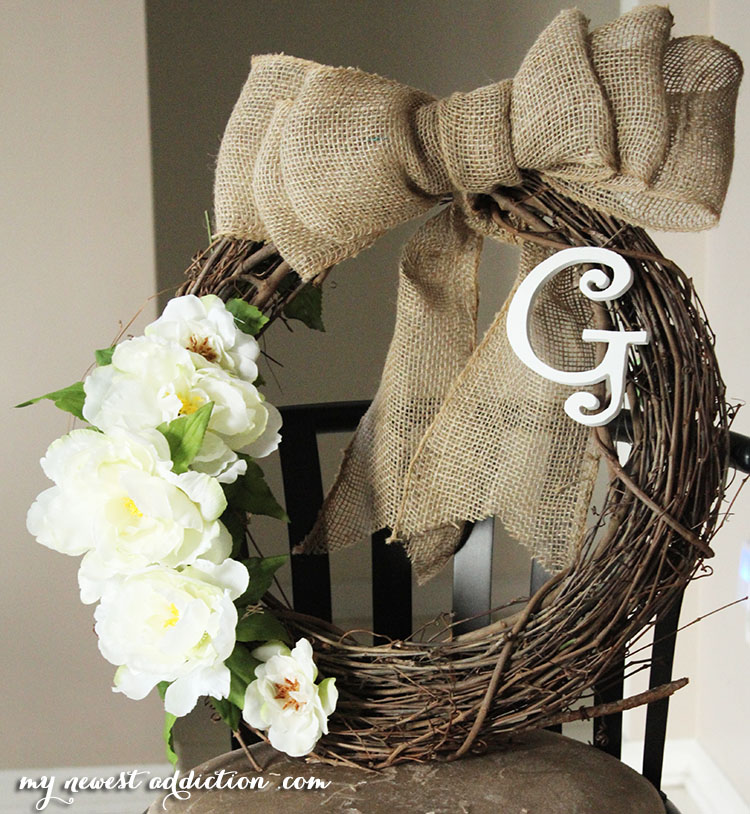 diy wreath 8
