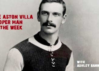 john devey aston villa proper man of the week
