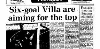 aston villa 6 everton 2 1989