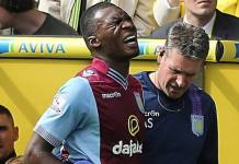 christian benteke injury