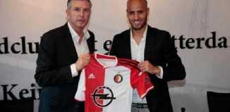 Karim El Ahmadi transfer Aston Villa Feyenoord