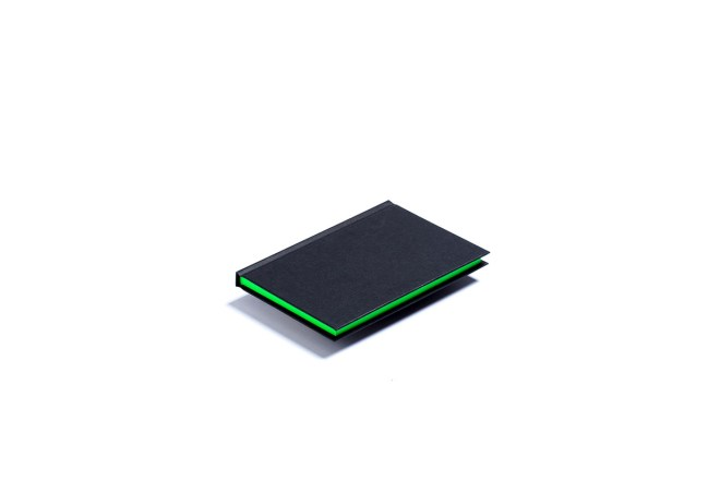 MySmallBook Rigide Vert 1