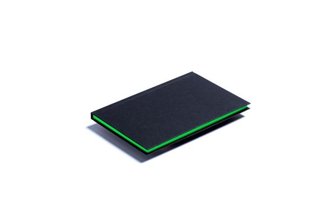 Mypaperbook rigide Vert 1