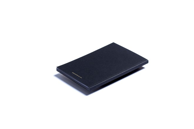 Mypaperbook souple Noir