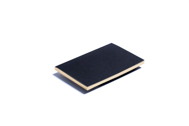 Mypaperbook souple Or