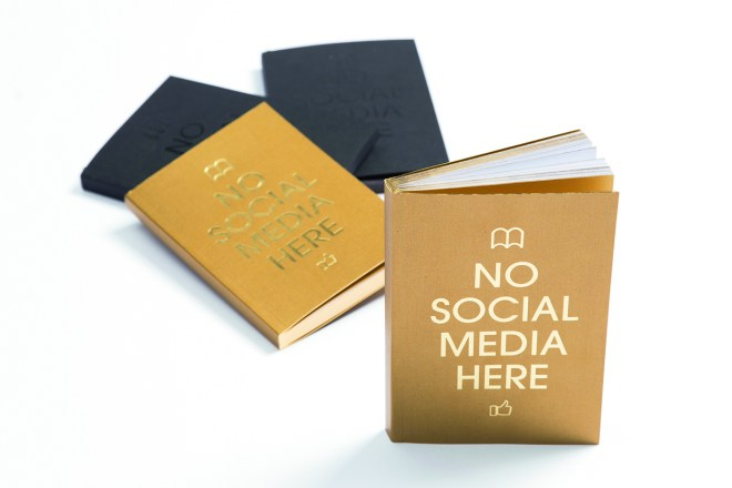 notebook gold made in france
