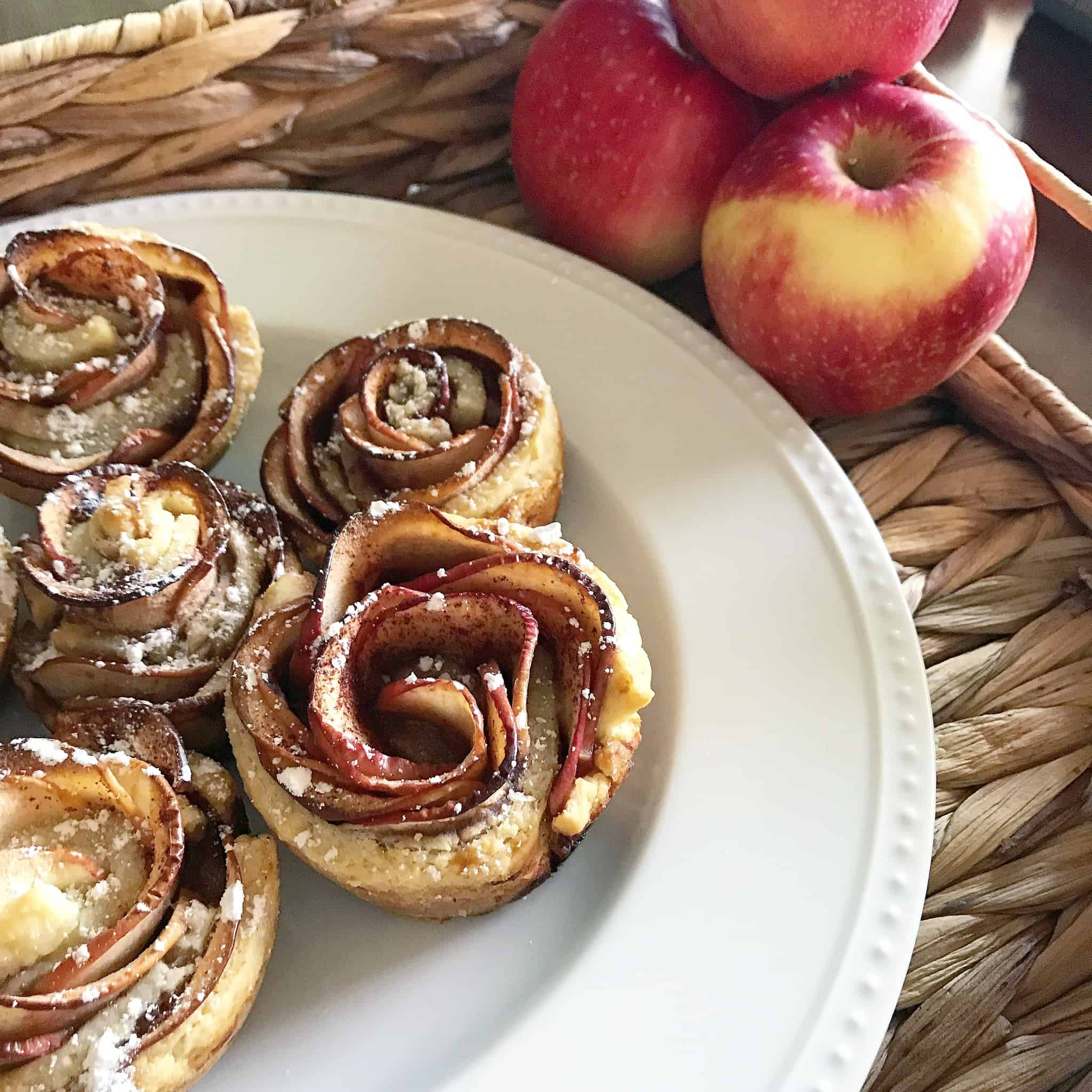 Petite Apple Pies Recipe
