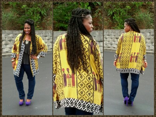 'Tis the Season To Protective Style: Senegalese Twists Edition