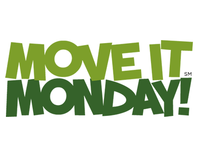 Move It Monday - My Pretty Brown Blog