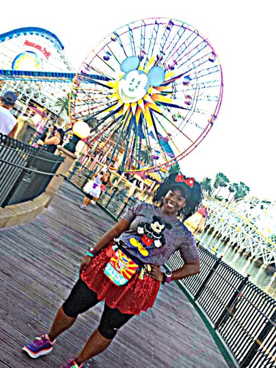 Disneyland Half Marathon 2015