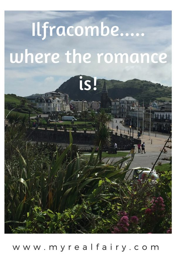Ilfracombe…where the romance is!