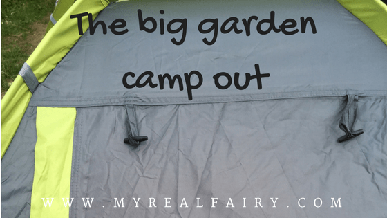 The Big Garden Camp Out