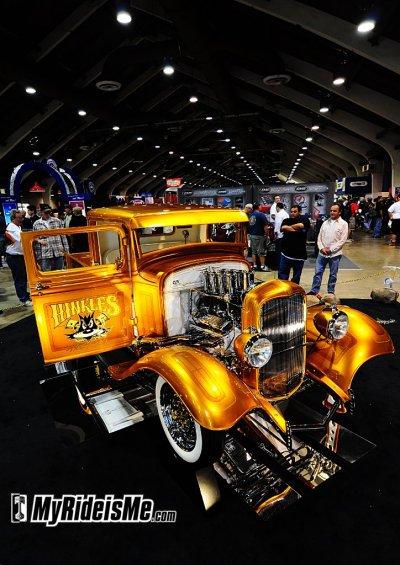 2011 Grand National Roadster Show: First Fave's   MyRideisMe.com