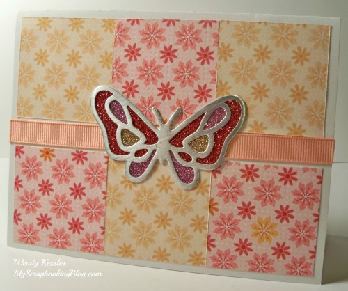 Sophia Card #6 by Wendy Kessler