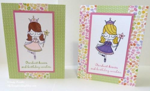 Princess Cards by Wendy Kessler