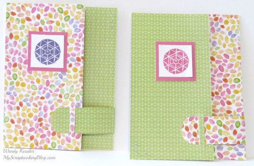 Interactive Cards by Wendy Kessler