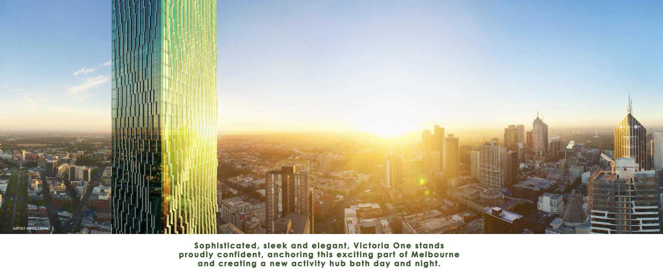 Victoria-One-Melbourne