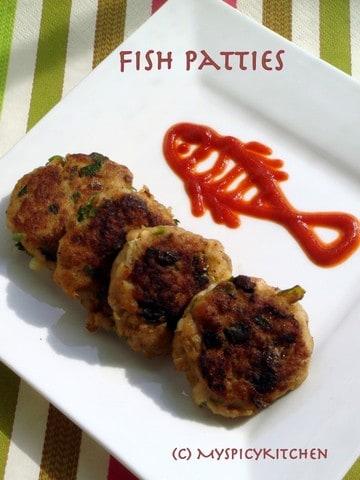 Fish Patties