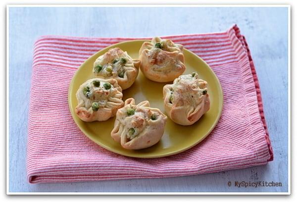 Potato Maltese Pastry, Maltese Cuisine, Food of the World
