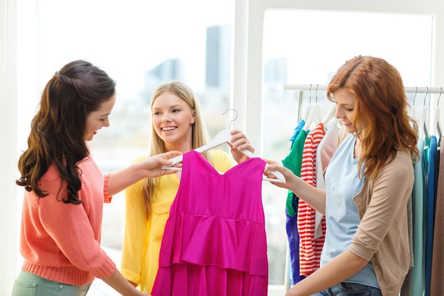 startup marketing campaign, shopping
