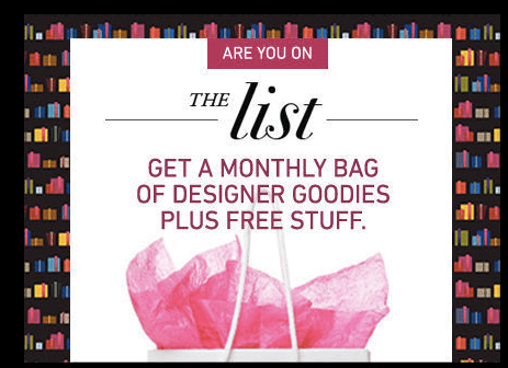 New Subscription Box Alert! The List by I-Ella