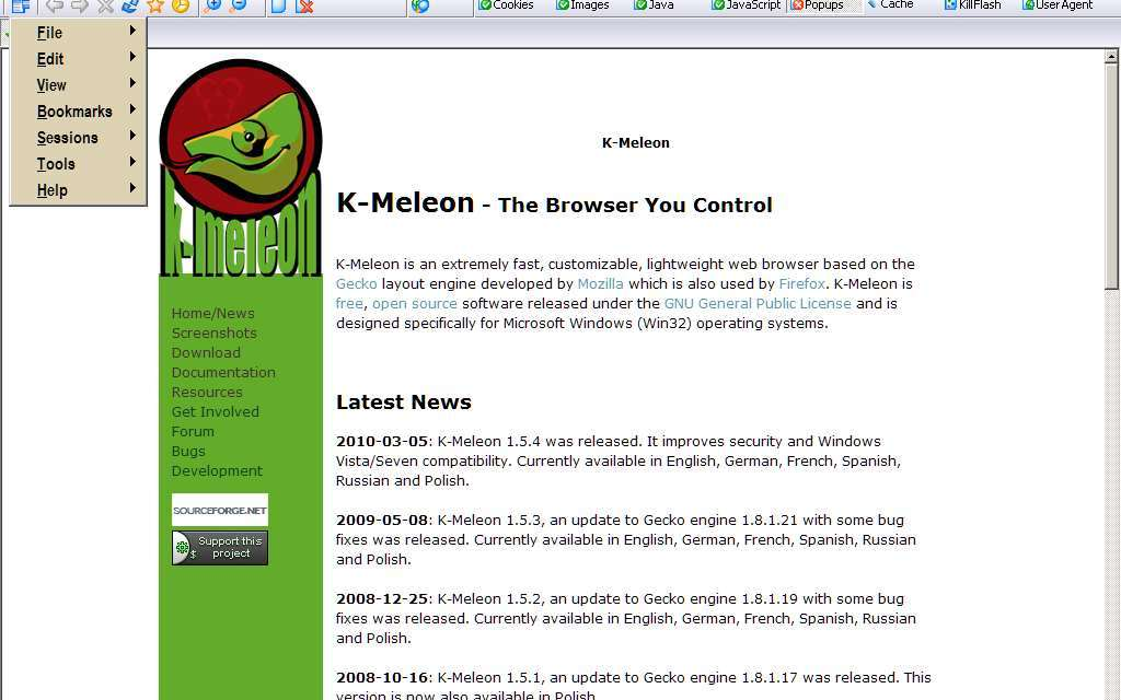 Four Alternative Browsers That Holds A Punch