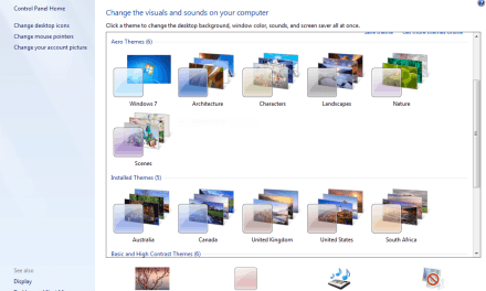 How to Unlock Hidden Regional Themes in Windows 7?