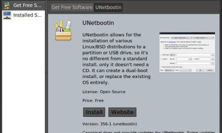 How To Create a Linux Live Bootable USB Stick using UNetbootin