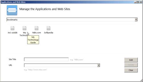 zum application launcher