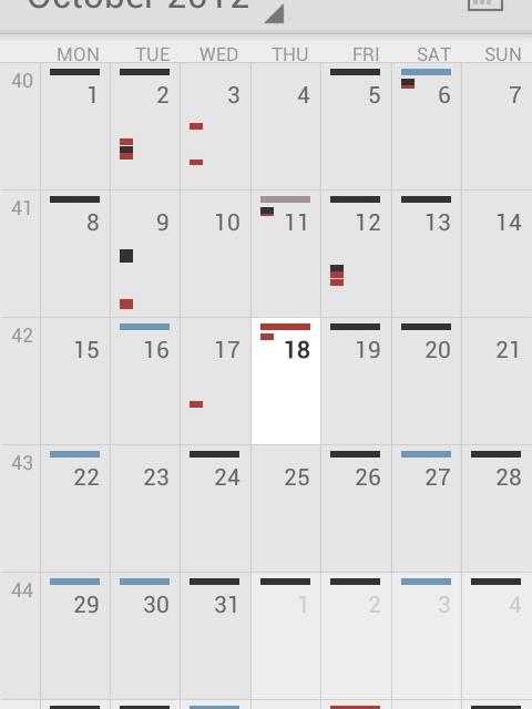 Google Calendar App Finally Available For Download From Google Play Store