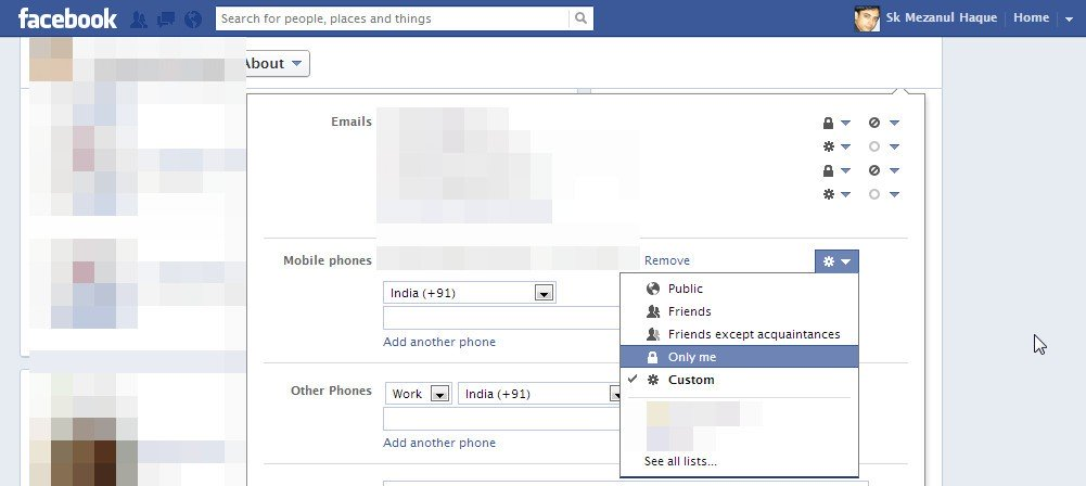 How To Protect Your Phone Number On Facebook, Protect Your Privacy