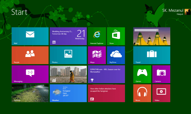 Reset Windows 8 Start Screen To Default (Unpin All Items) [How To]
