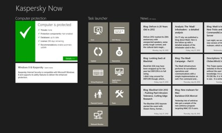 Download Kaspersky Now for Windows 8 for Free