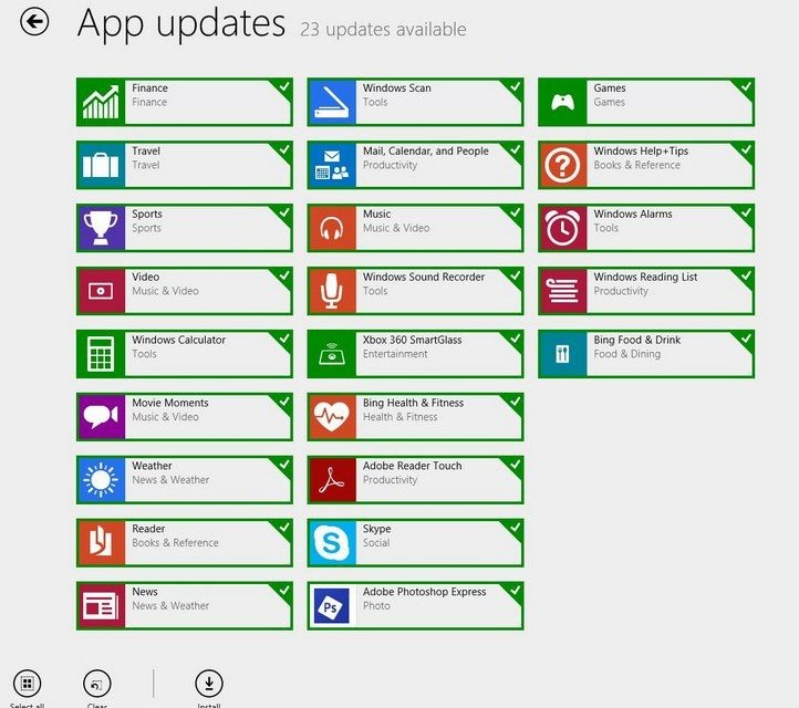 Microsoft Releases Major Windows 8.1 RTM Update Ahead Of Windows 8.1 Official Launch