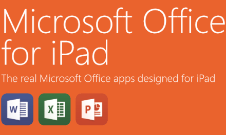 Microsoft Office for iPad Apps Product Guide Available For Download