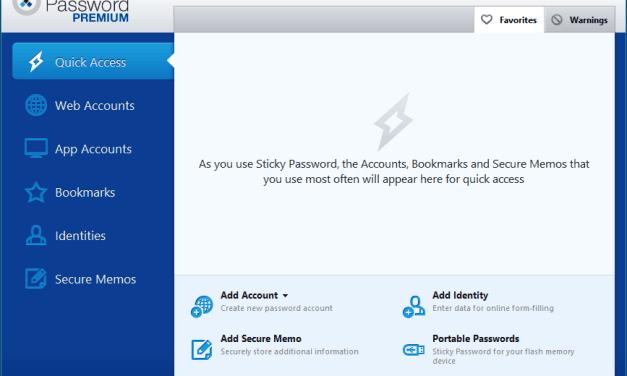 Sticky Password Premium Review