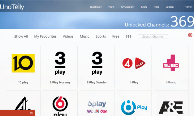 Bypass Geoblocking to Access Region-Blocked Online Streaming Content Using UnoTelly SmartDNS