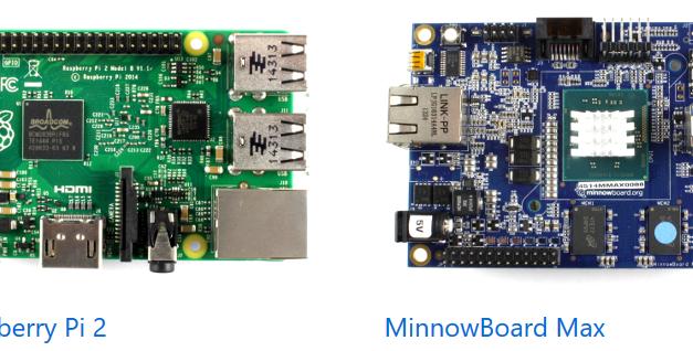 Download Windows 10 IoT Core, Released for Raspberry Pi 2, MinnowBoard MAX