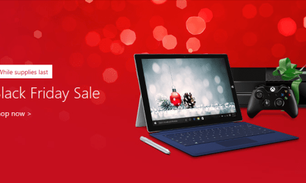 Best Black Friday 2015 Sales From Microsoft