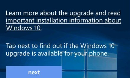 Microsoft's Windows 10 Upgrade Advisor App Will Help Upgrade From Windows Phone 8.1