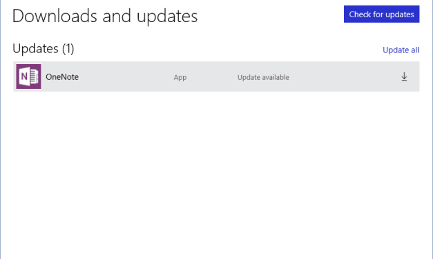How To Manually Update Windows Apps Using Windows Store In Windows 10
