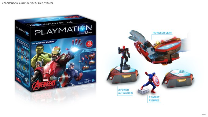 Playmation pack