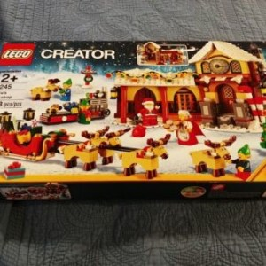 LEGO Santa's Workshop (10245) NEW FACTORY SEALED