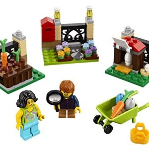 LEGO Holiday Easter Egg Hunt Building Kit (145 Piece)