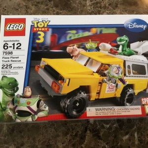 LEGO Toy Story Pizza Planet Truck Rescue (7598 4568149) New Retired Sealed