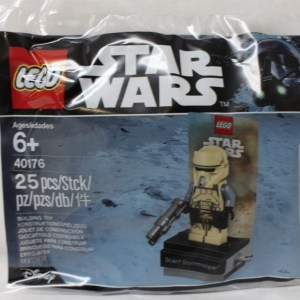 LEGO 40176 Star Wars Scarif Stormtrooper Promo Minifigure Polybag New Free Ship